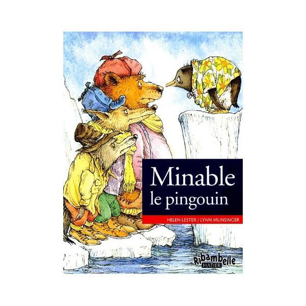 Minable le pingouin - Coloriage minable le pingouin ...