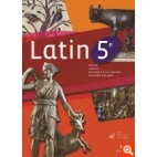 LATIN 5E, LIVRE DE L'ELEVE - ED 2010