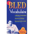 Bled Vocabulaire