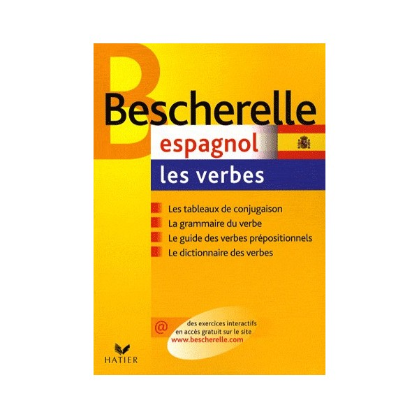 bescherelle espagnol les verbes pdf