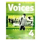 Voices 4, Student book