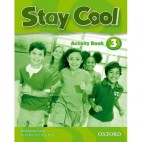 Stay cool 3 activity book