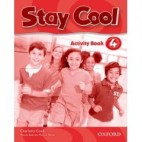 Stay cool 4 activity book