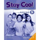 Stay cool 5 activity book