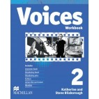 VOICES 2,Wokbook,English.MACMILL