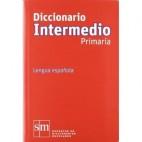DICCIONARIO DE LENGUA ESPAÑOLA PRIMARIA INTERMEDIO 2012