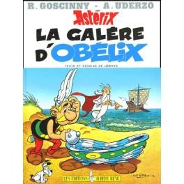 Astérix  La galère d'Obélix - Tome 30