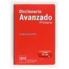 Diccionario Avanzado Primaria. Lengua española con acceso online