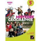 HISTOIRE-GEOGRAPHIE 5E ED. 2016 - MANUEL DE L'ELEVE