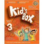 KID´S BOX UPDATED 3, WORKBOOK