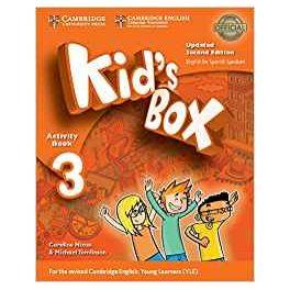 KID´S BOX UPDATED 3, WORKBOOK