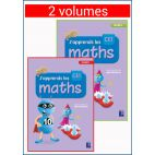 J'APPRENDS LES MATHS CE1 FICHIER DE L'ELEVE EN 2 VOLUMES