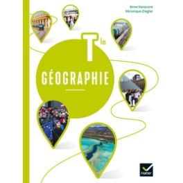 GEOGRAPHIE TLE - ED. 2020 - LIVRE ELEVE