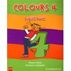 COLOURS 4 PUPILS BOOK