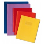 Protège-cahier (cliquez pour choisir la taille et la couleur)