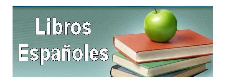 Libros españoles