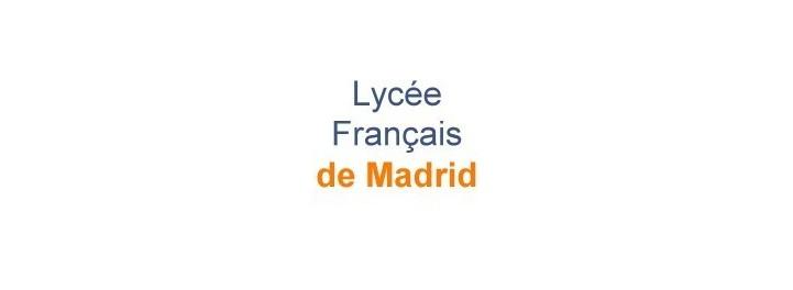 CP - Lycée Français de Madrid