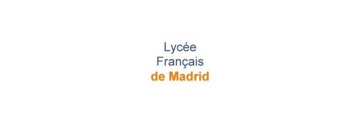 CE1 J - Lycée Français de Madrid