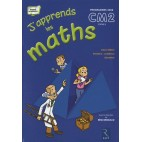 J'APPRENDS MATHS CM2 MANUEL + FICHIER