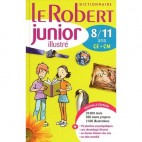 LE ROBERT JUNIOR ILLUSTRE - 8/11 ANS CE-CM