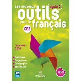 NOUVEAUX OUTILS POUR LE FRANCAIS CE2