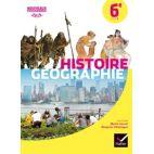 HISTOIRE-GEOGRAPHIE 6E ED. 2016 - MANUEL DE L'ELEVE