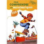 POUR COMPRENDRE LES MATHEMATIQUES CE2 - MANUEL ELEVE - ED. 2017