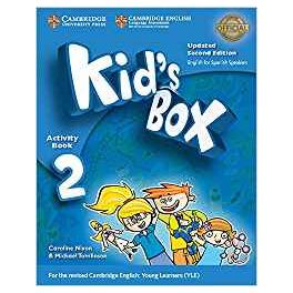 KID´S BOX UPDATED 2. WORKBOOK