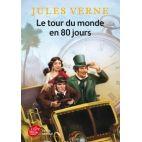 LE TOUR DU MONDE EN 80 JOURS - TEXTE ABREGE