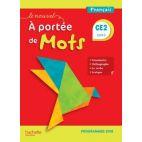 LE NOUVEL A PORTEE DE MOTS CE2 - MANUEL ELEVE - EDITION 2019