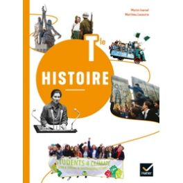 HISTOIRE TLE - ED. 2020 - LIVRE ELEVE