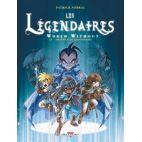LES LEGENDAIRES T19 - WORLD WITHOUT : ARTEMUS LE LEGENDAIRE