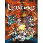 LES LEGENDAIRES T23 - WORLD WITHOUT : LES CICATRICES DU MONDE